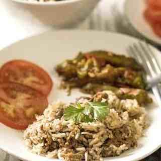 Instant Pot Cajun Dirty Rice