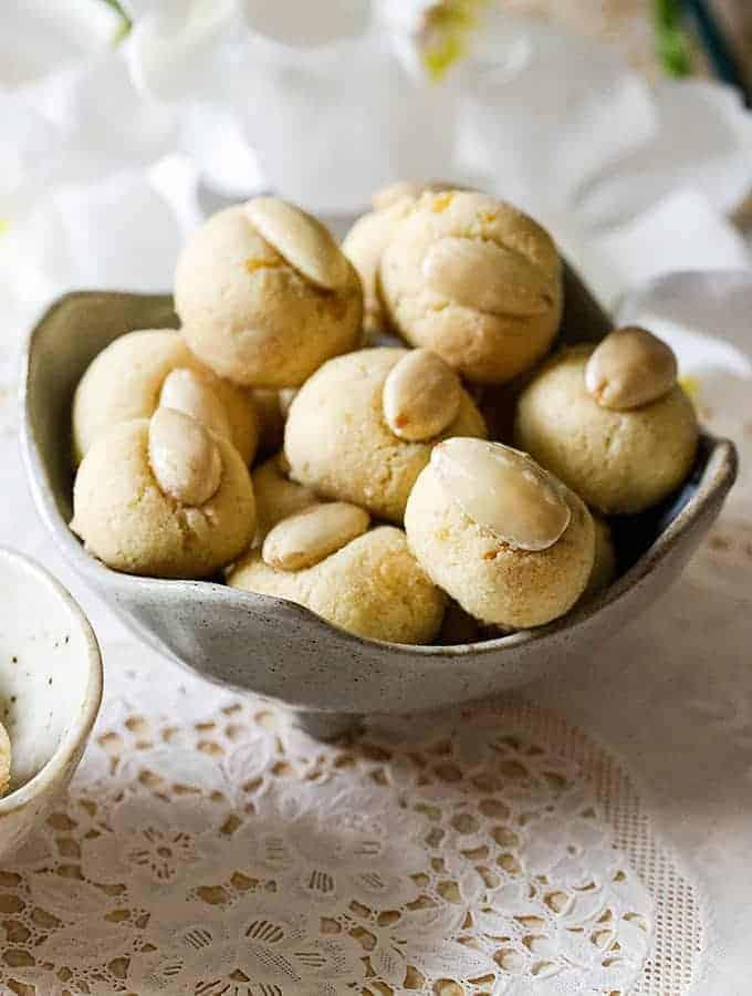 Almendrados Cookies