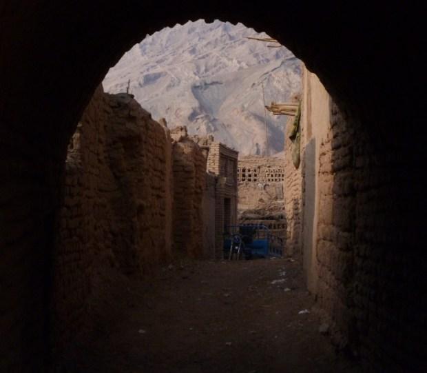 Street in Tuyuq