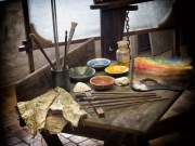 In Leonardo's Studio