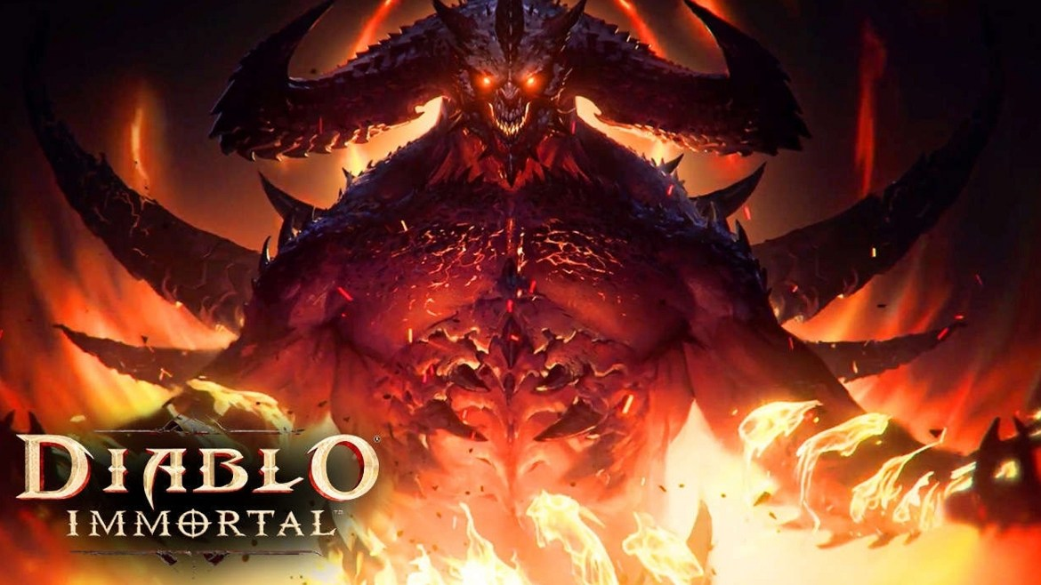 Two new trailers now show from Diablo: Immortal!