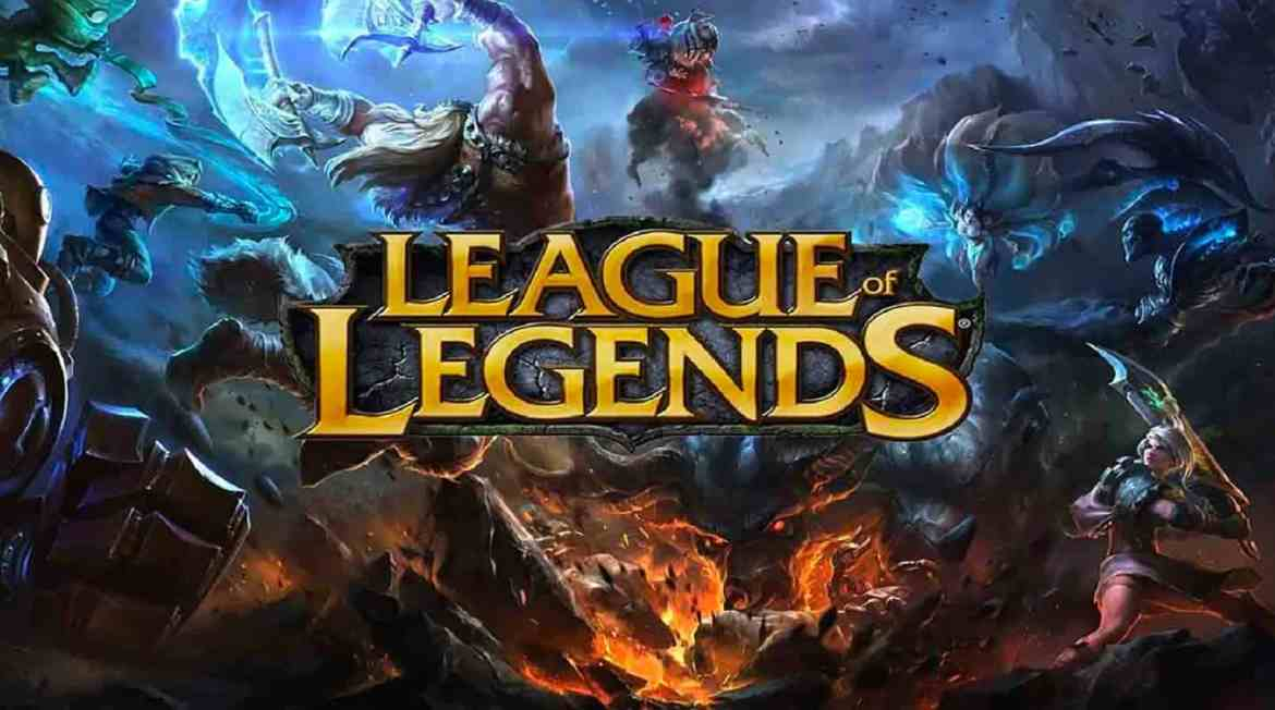 We're back to League of Legends!