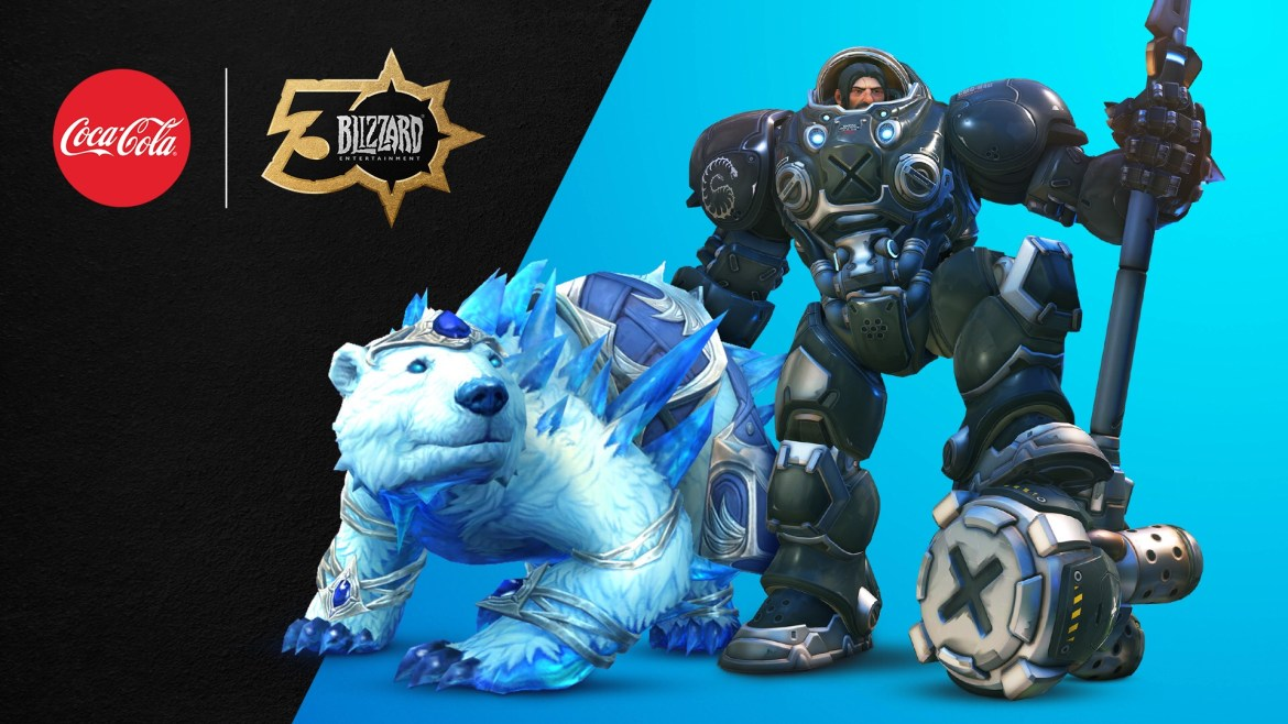 BlizzConline Scavenger Hunt – Win Prizes from Coca-Cola