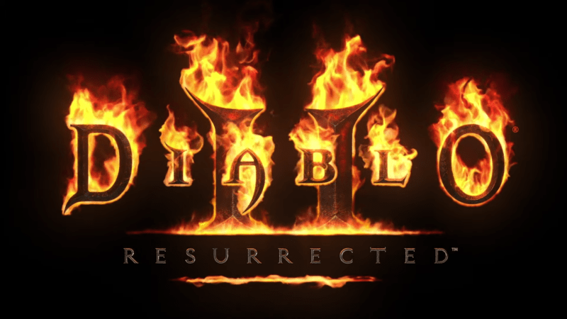 Diablo 2 Resurrected Announced for PC, PS5, Xbox Series X, PS4, Xbox One, and Nintendo Switch