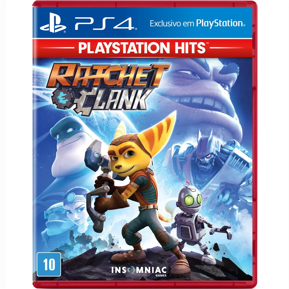 Ratchet & Clank (PS4) – Free @ PlayStation Store