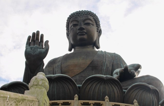 Big Buddha,13 unmissable things to do in Hong Kong, Two Souls One Path