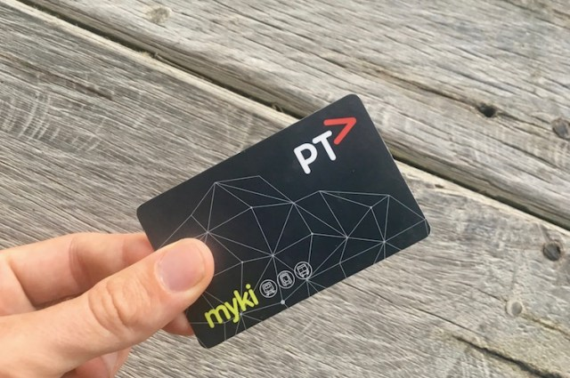 Myki card, 7 tips for getting around Melbourne, Two Souls One Path