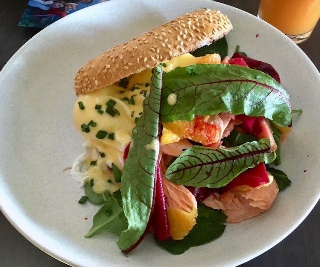 Fitzrovia-review-ocean-trout-bagel-Two-Souls-One-Path