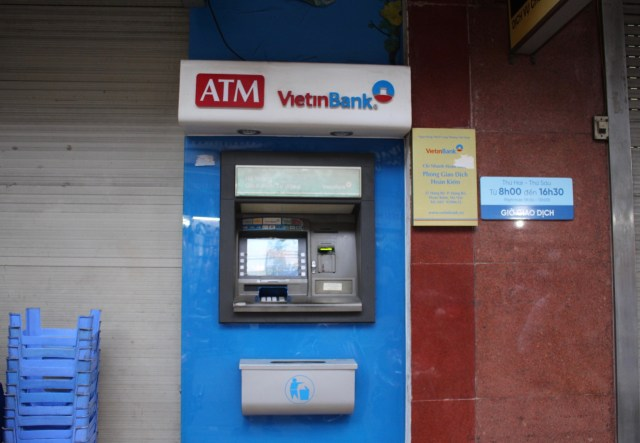ATM VietinBank, 7 ATMs in Vietnam: which is the best to use?, Two Souls One Path