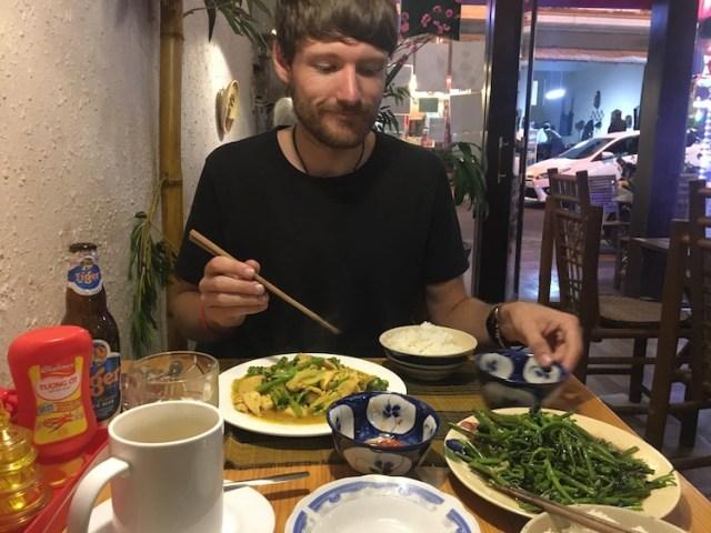 Goc Ha Thanh restaurant, Dalat Vietnam