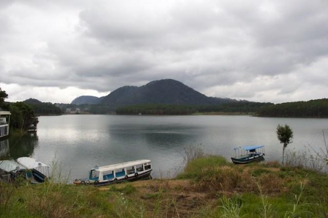 Lake Dalat, Vietnam
