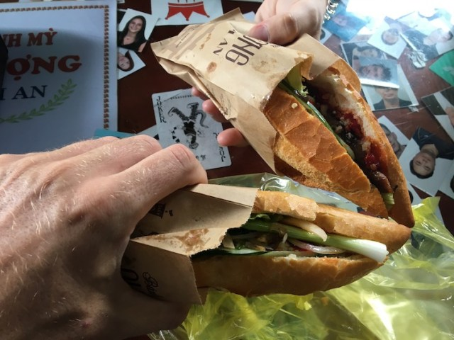 Banh Mi Vietnamese Sandwiches foods-to-try-in-Vietnam-Two-Souls-One-Path