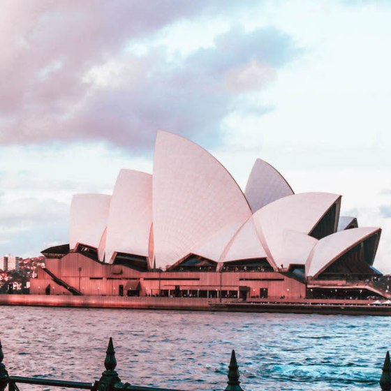 Sydney Opera House, Travelling Australia on a budget