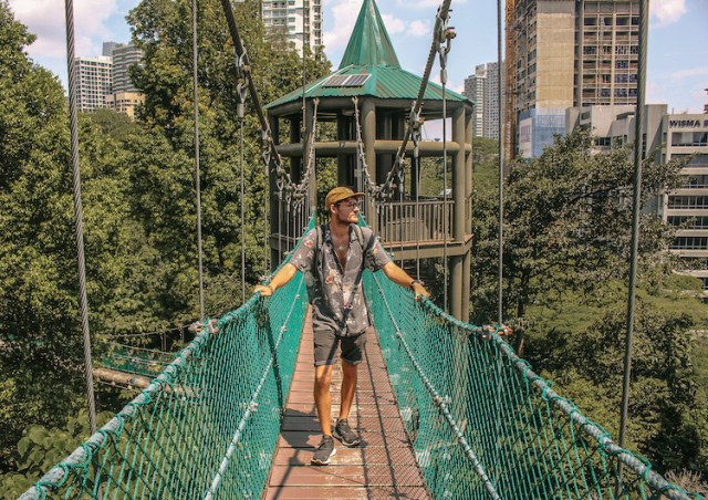 Eco Forest Canopy Walk