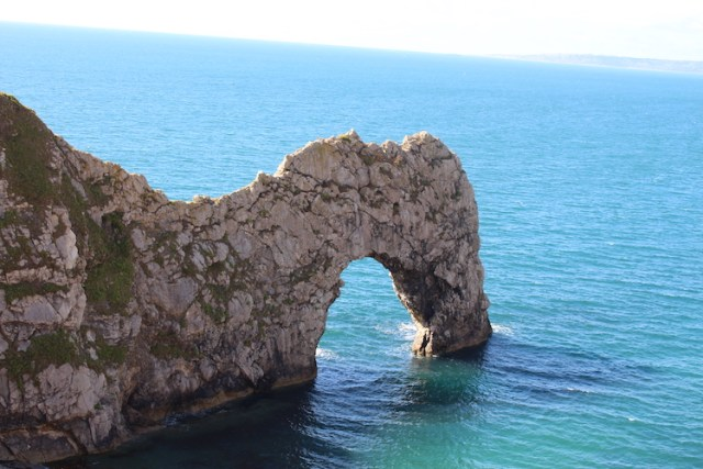 Durdle Door Archway, Visiting Durdle Door, Two Souls One Path