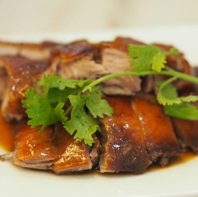 Char Geylang Roast Duck