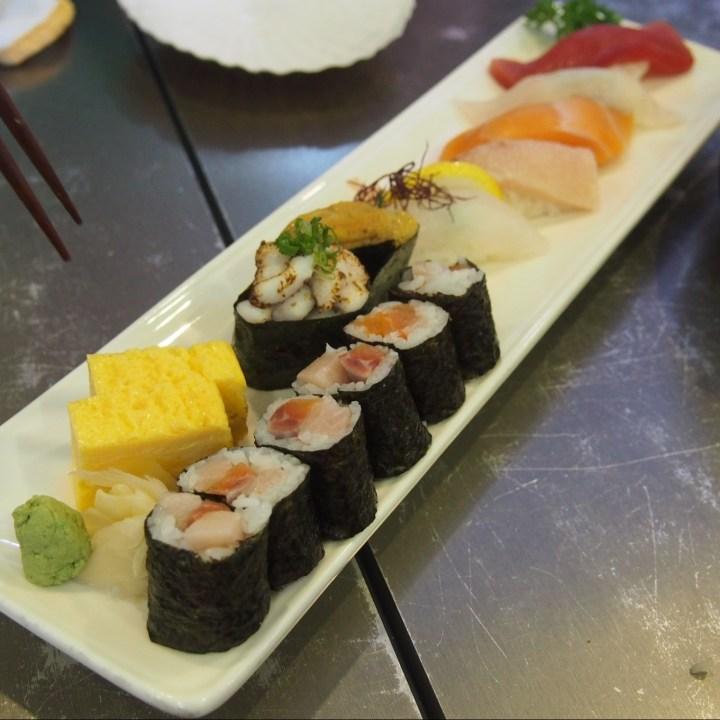 Sushi Airways Sushi Set