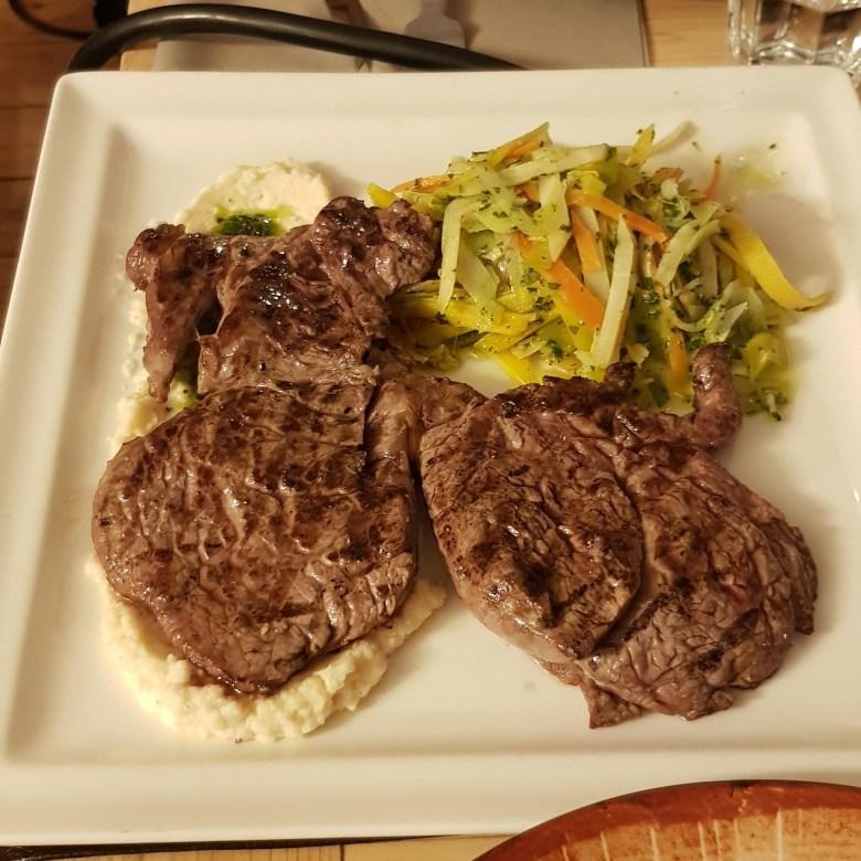 Le Cellier Les Deux Alpes Top 5 Restaurants Rib Eye Steak