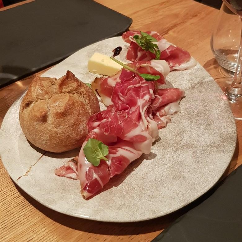 Casa Nostra Les Deux Alpes Top 5 Restaurants Jamon Spanish Ham