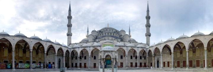 #Istanbul #bluemosque #sultanahmetmosque