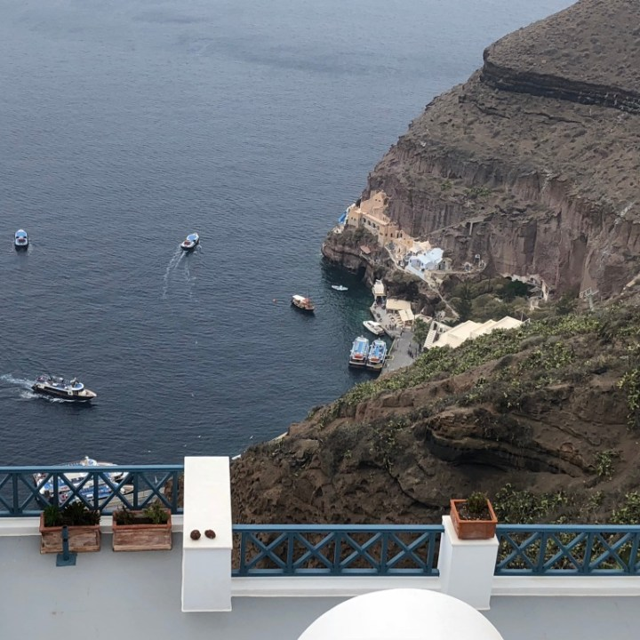 Off Peak Holiday Santorini Itinerary Travel Tips
