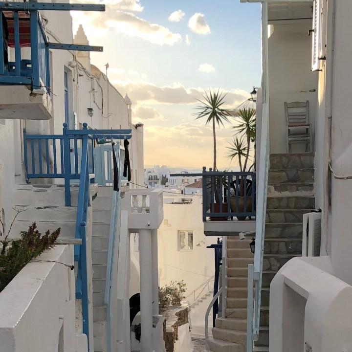 Off Peak Holiday Mykonos Itinerary Travel Tips