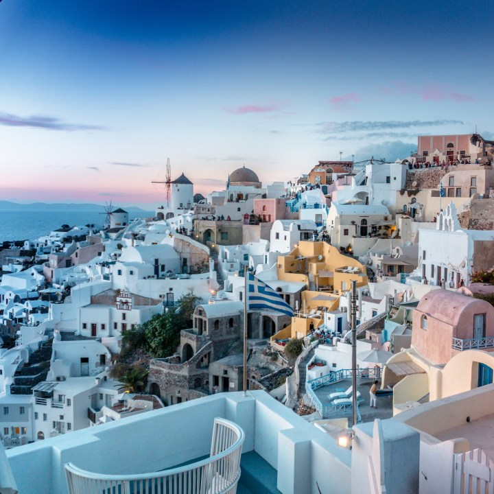 Off Peak Holiday Santorini Itinerary Travel Tips Oia