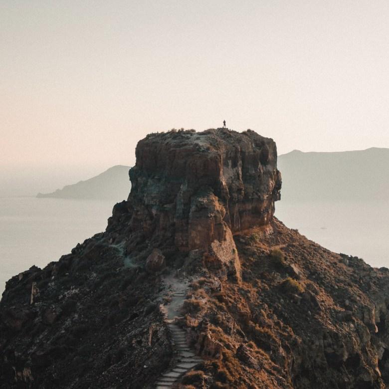 Holiday Santorini Itinerary Travel Tips Skaros Imerovigli