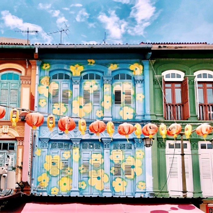 Holiday Singapore Itinerary Travel Tips Chinatown Colourful