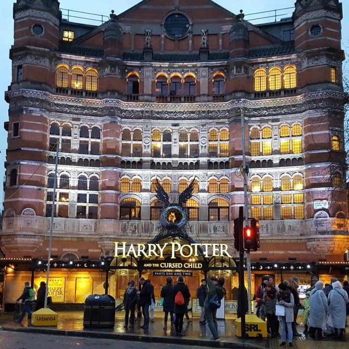 Holiday London Itinerary Travel Tips West End Theatre Harry Porter Cursed Child