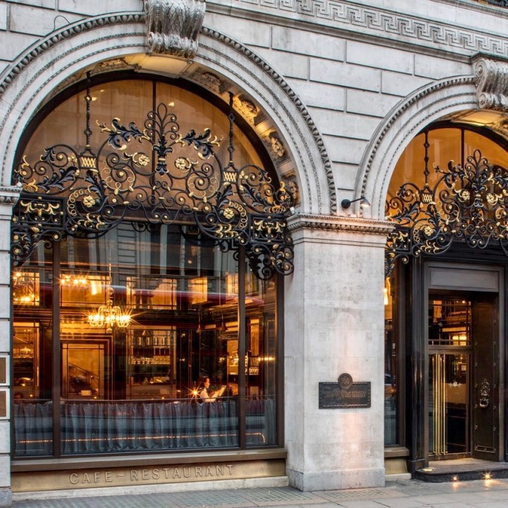 Holiday London Itinerary Travel Tips Days The Wolseley