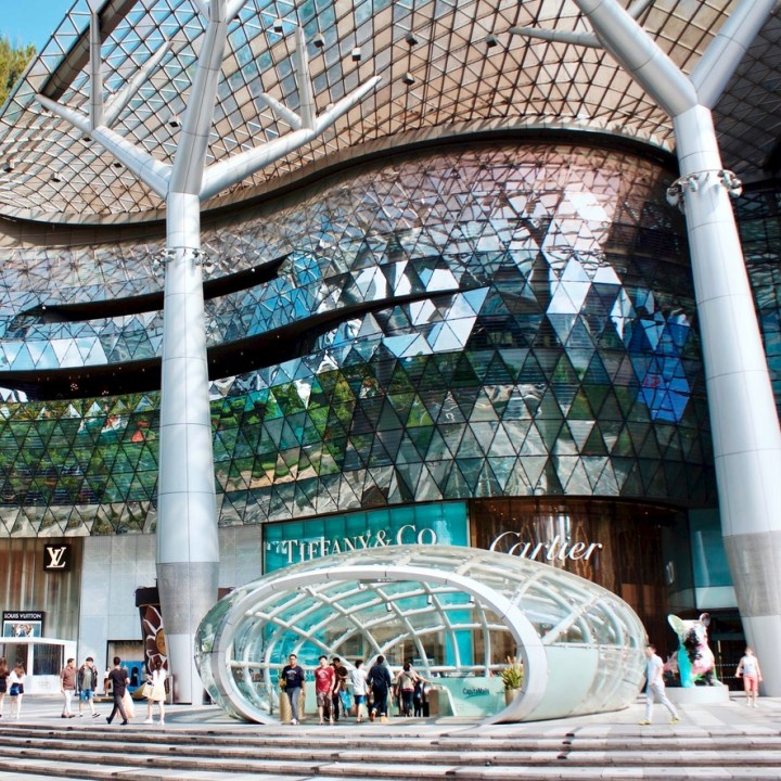 Holiday Singapore Itinerary Travel Tips Orchard Road Shopping Retail Therapy