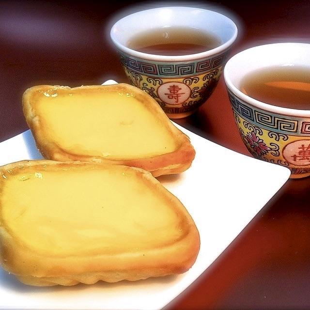 Holiday Singapore Itinerary Travel Tips Tong Heng Diamond Egg Custard Tart