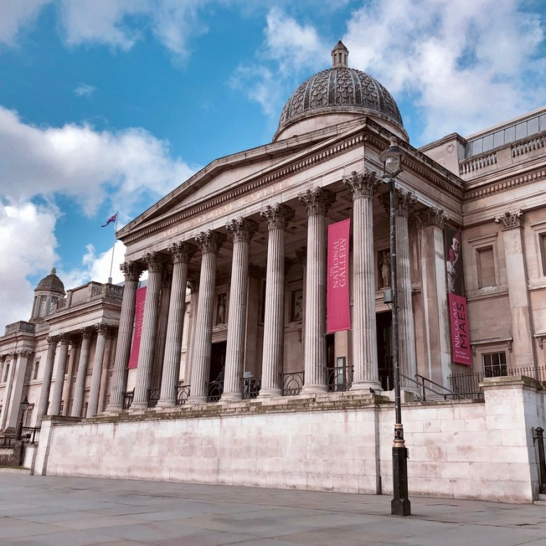 Holiday London Itinerary Travel Tips The National Gallery