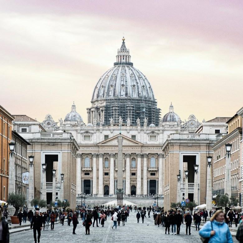 Rome Travel Itinerary Travel Tips Vatican City