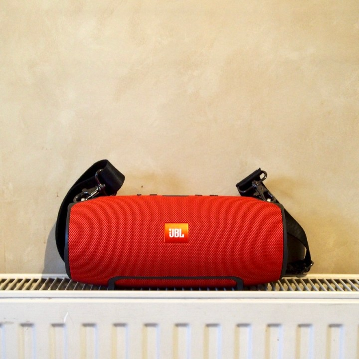Best bluetooth portable speaker JBL Xtreme long term review front