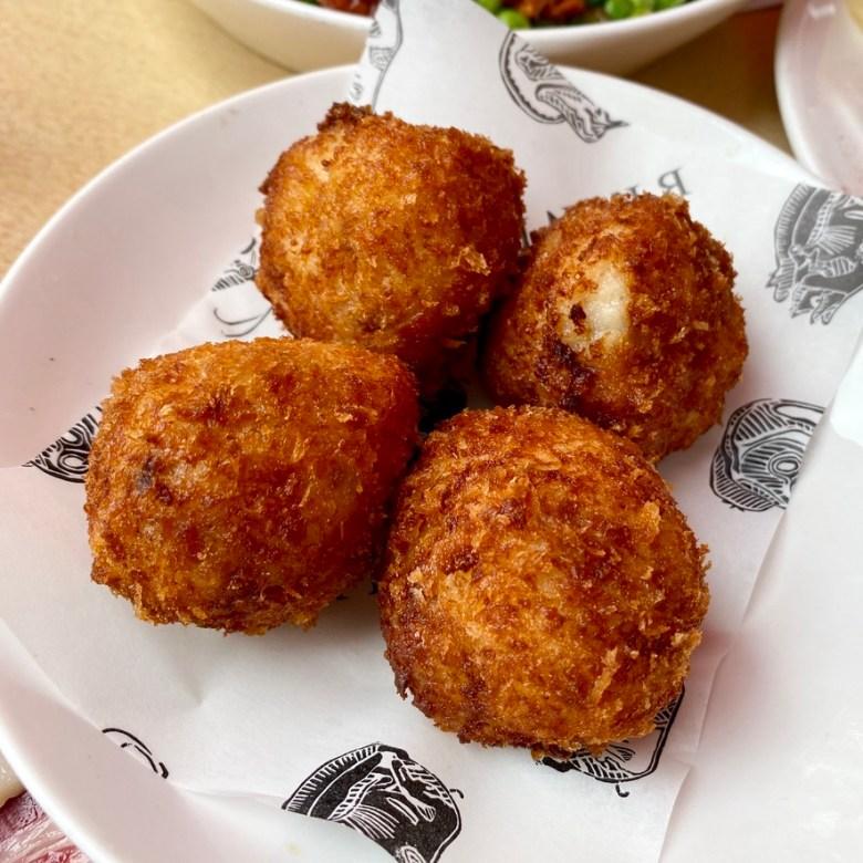Tapas Brindisa Spanish Restaurant South Kensington Dog Friendly Al Fresco Review Croquettes