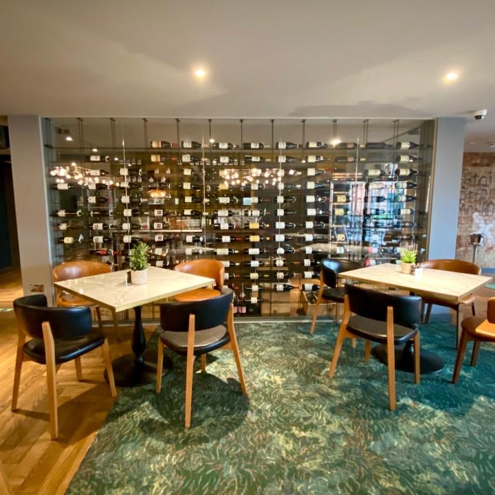 Hotel du Vin Stratford upon Avon Modern Chic Comfort Convenient Central Location Design Bistro