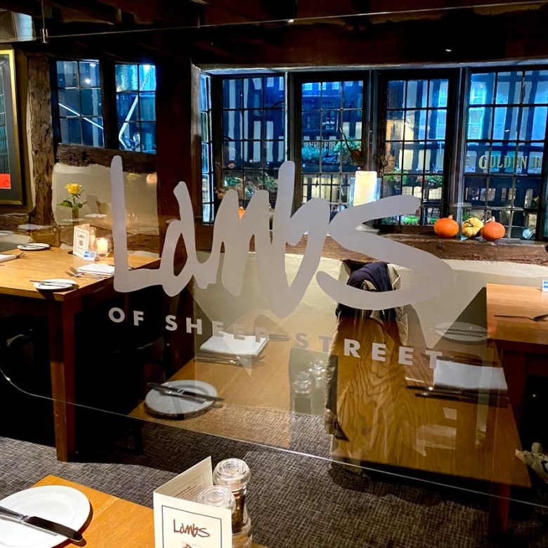 Romantic Cosy Dinning Stratford Upon Avon British Restaurant