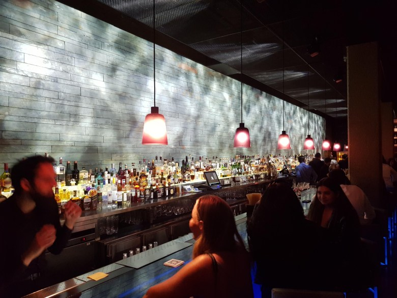 Hakkasan Hanway Place High End Luxury Chinese Cantonese London Funky Hip Trendy Restaurant Michelin Star Traditional Romantic Dining Fun Club Experience Peking duck Cocktail Bar Drinks Great Service Must Go Classy