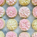Buttercream Sugar Cookies #twosugarbugs #sugarcookies