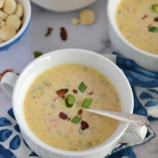 Daddy's Clam Chowder
