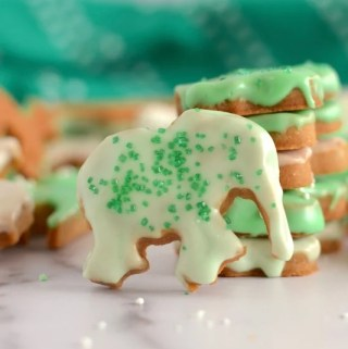 Homemade Graham Animal Crackers