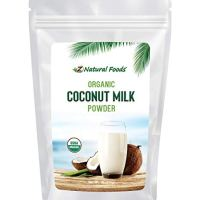 Z Natural Foods Organic Coconut Milk Powder - All Natural Creamer