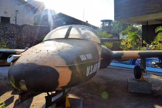War Remnants Museum Ho Chi Minh City Saigon Vietnam Backpacker's Guide to Vietnam