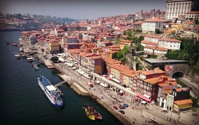 Travel Porto in April