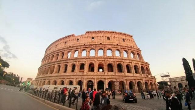 Travel Rome in April