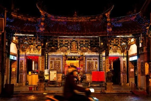 Travel Taiwan in April