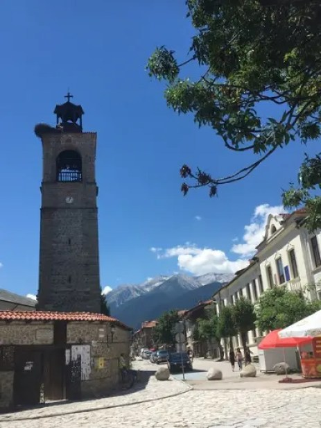 The Best Holiday Destinations in June | Travel Bankso in June | A Social Nomad | Travel Bulgaria | Ski Resort | Where to Visit in June | Summer Travel | Europe Travel | #bulgaria #bankso #travelling #summer #junetravel #europe #skiseason