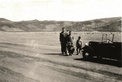 Family tour to Paul da Serra, September 1965